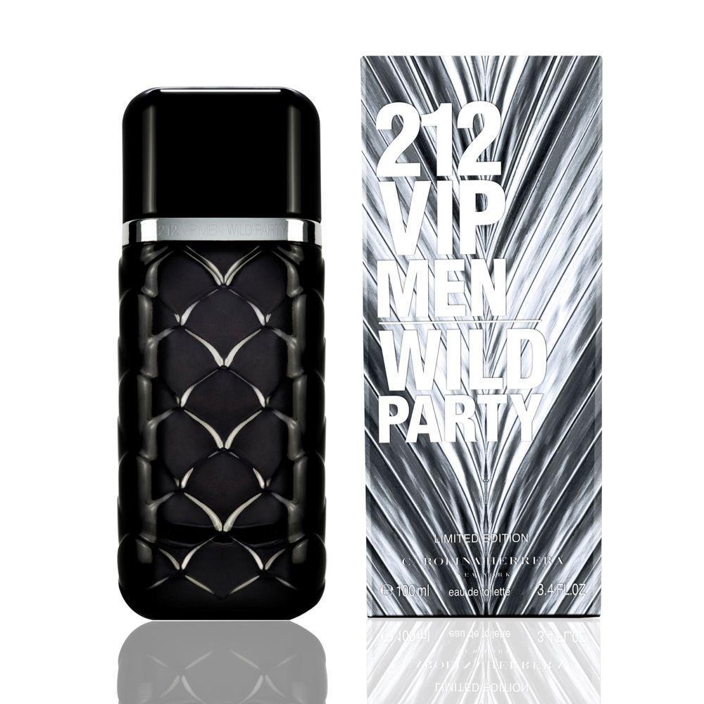 Nước hoa Carolina Herrera 212 Vip Men Wild Party EDT 100ml