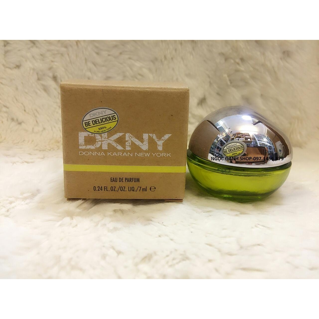 Nước hoa DKNY Be Delicious EDP 7ml