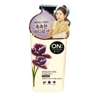 Sữa dưỡng thể On: the body English Iris - 400ml