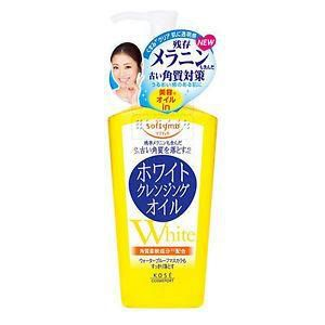 Tẩy trang Kose White Cleansing Oil 230ml
