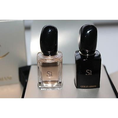 Set Nước hoa mini Giorgio Armani Sì Edp 2c x 7ml