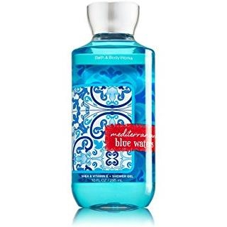 Sữa tắm Bath&Body Works Mediterraner Blue Water 295ml
