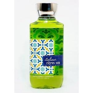 Sữa tắm Bath&Body Works Italian citrus sun 295ml