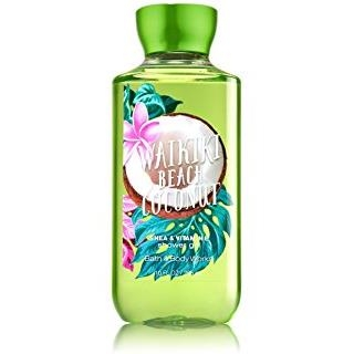 Sữa tắm Bath&Body Works Waikiki Beach Coconut