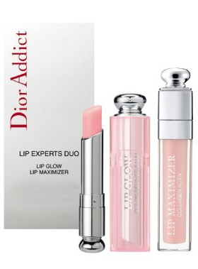 Set son dưỡng môi Dior Addict Lip Experts Duo
