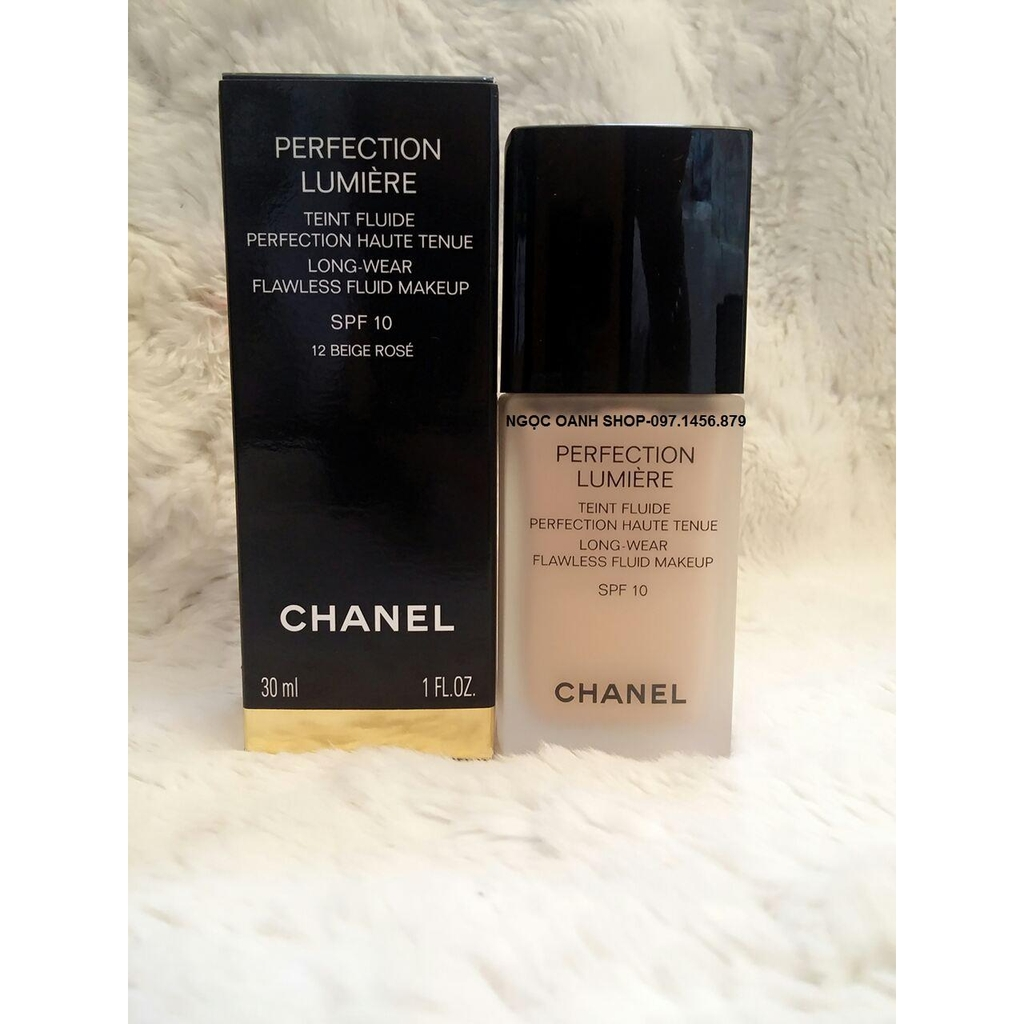Kem nền Chanel Perfect Lumiere 30ml #12 beige Rose