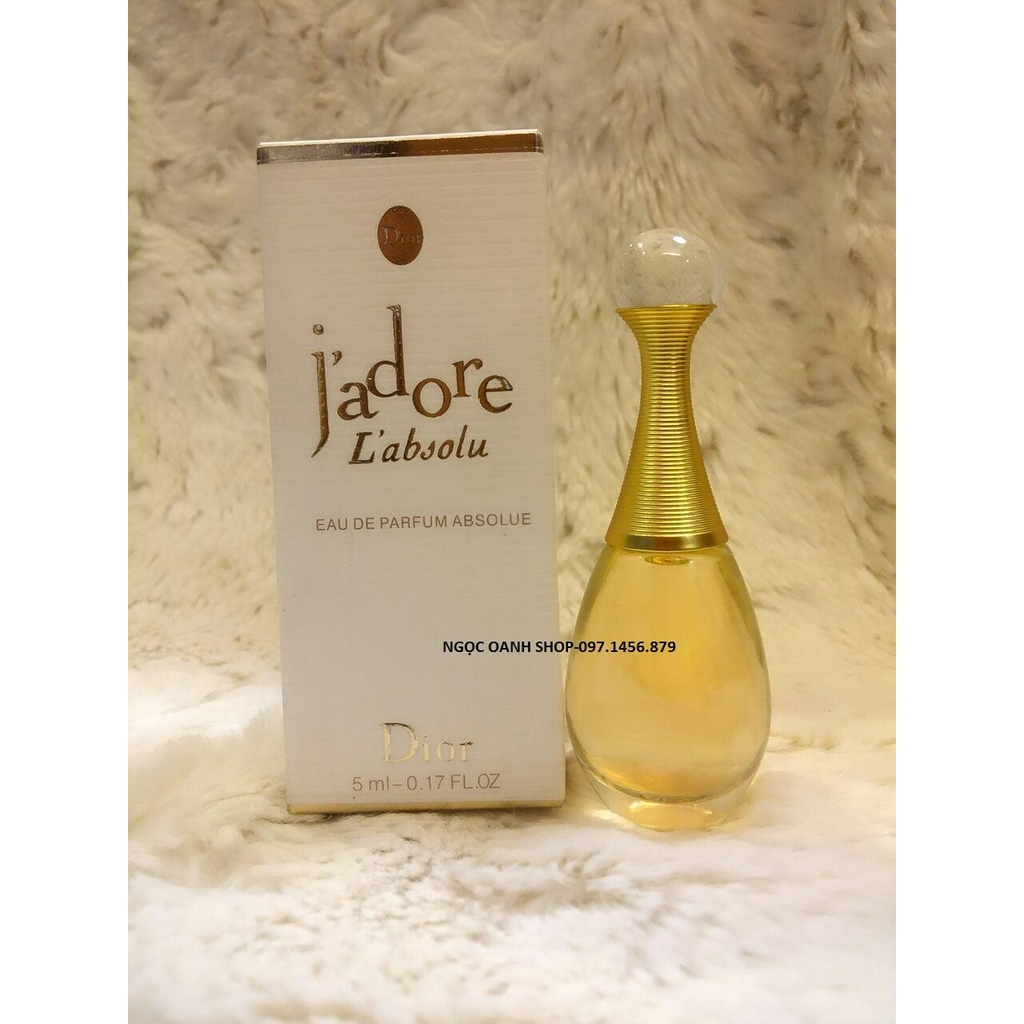 Nước hoa Dior J'adore L'absolu EDP absolue 5ml