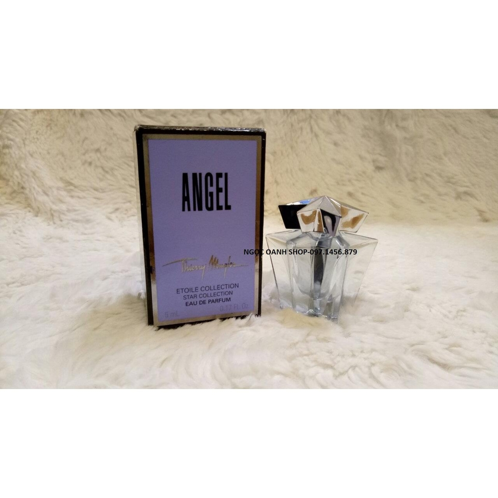 Nước hoa Thierry Mugler Angel EDP 5ml