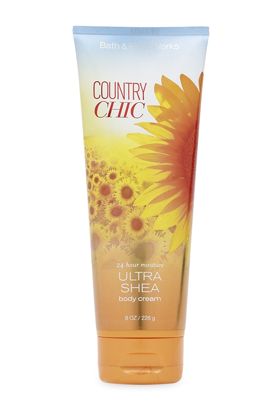 Dưỡng thể Bath & Body Works Country Chic 24h Moisture Ultra Shea Body Cream
