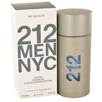 Nước hoa nam 212 Men NYC EDT 100ml Tester