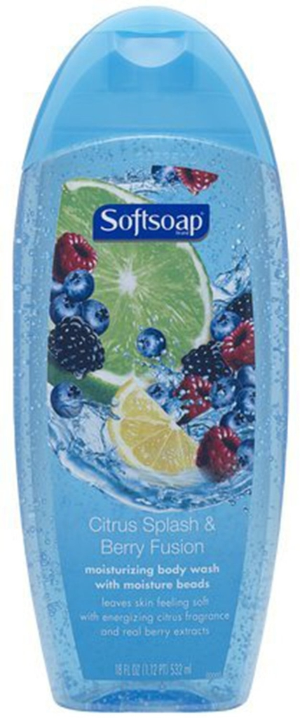 Sữa tắm Softsoap citrus splash and berry fusion
