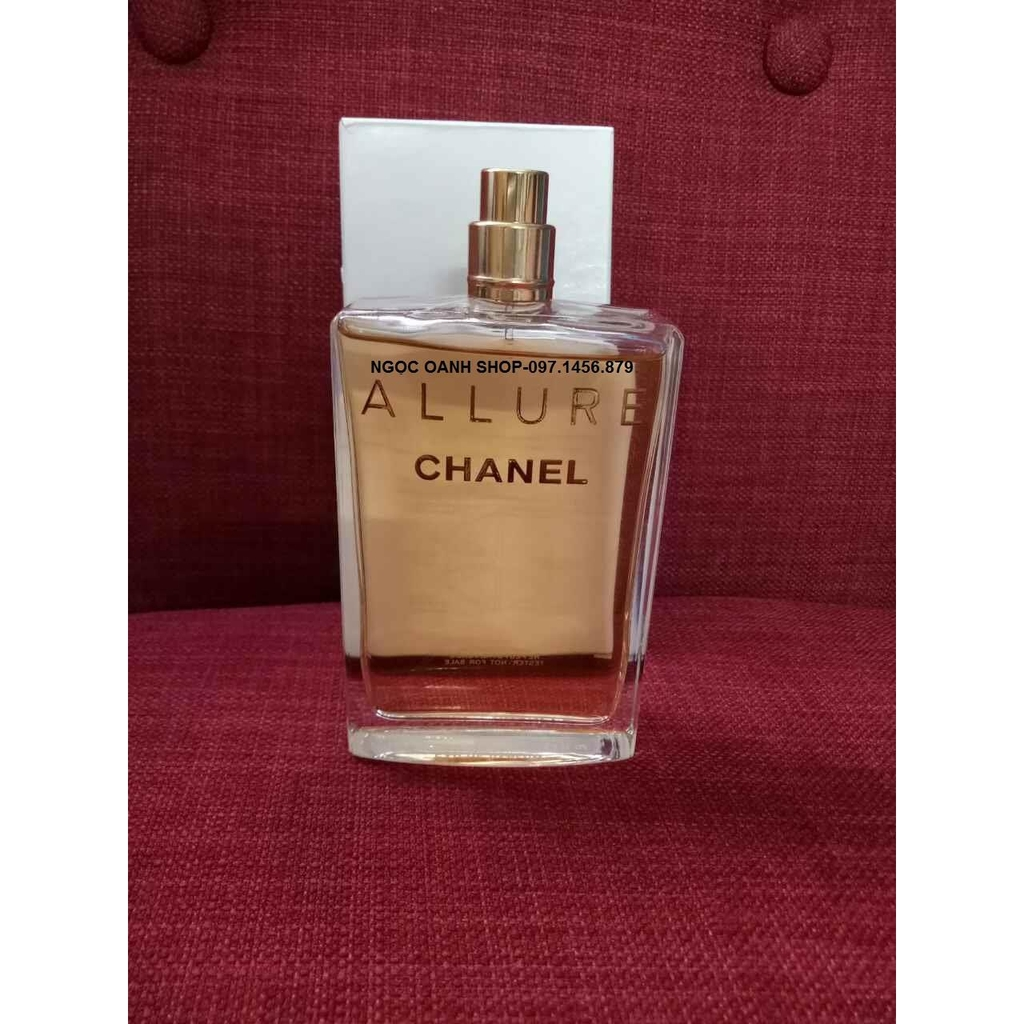 Nước hoa Chanel Allure EDP 100ml Tester