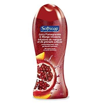 Sữa tắm Soft Soap Pomegranate & Mango 532ml