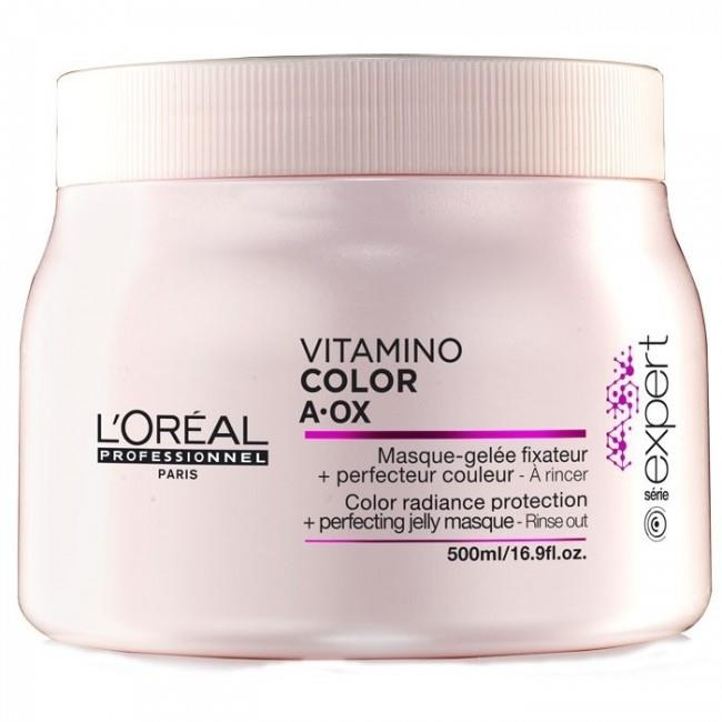 Hấp tóc L'oreal Vitamino Color A-OX 500ml