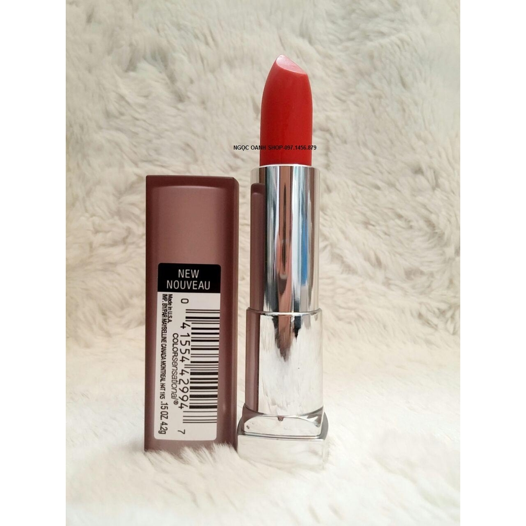 Son Maybelline #685 Craving Coral