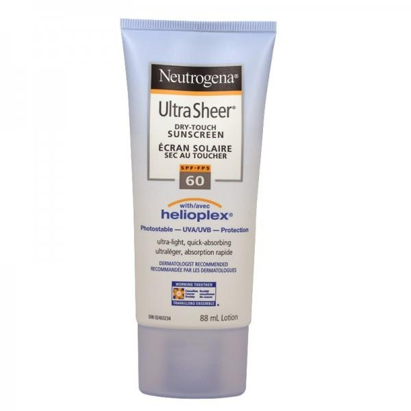 Kem chống nắng Neutrogena Ultra Sheer Dry Touch Suncreen SPF 60 88ml