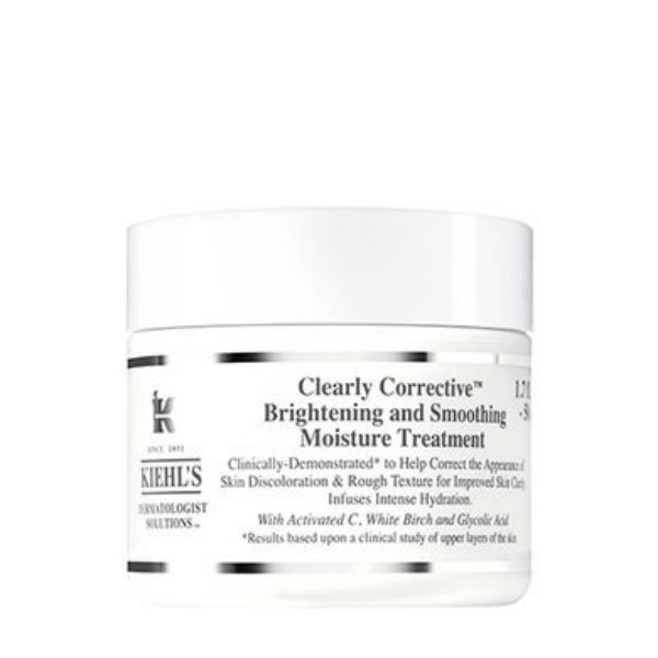 Kem dưỡng Kiehl's Clearly Corrective Brightening & Smoothing Moisture Treatment 50ml