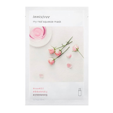 Mặt nạ Innisfree My Real Squeeze Mask #Rose