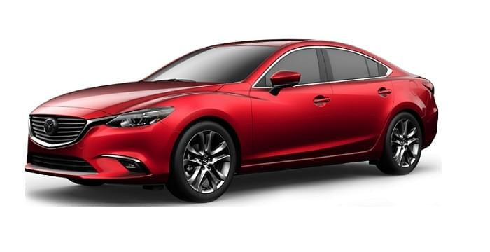 Mazda 6 2.0L Facelift New 2017