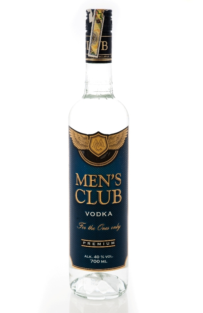 R vodka men club