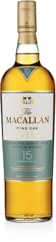 RƯỢU MACALLAN 15 FINE OAK