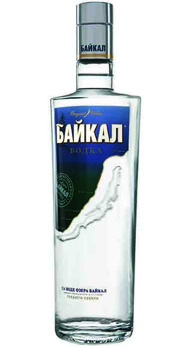 Vodka Baikal Light 50cl