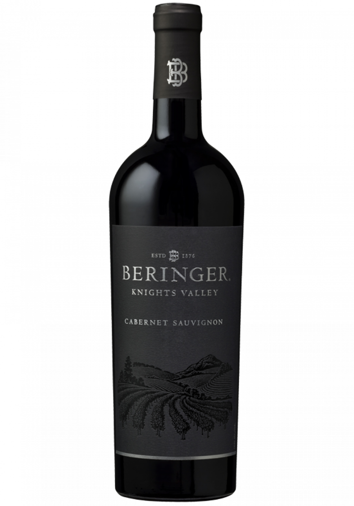Rượu vang Mỹ Beringer Knights Valley Cabernet Sauvignon(GIA TOT NHAT )