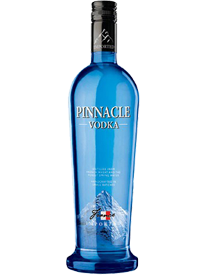 Vodka pinnacie