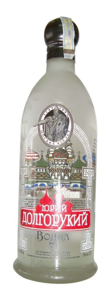 Vodka Dolgoruki_vodka lâu đài
