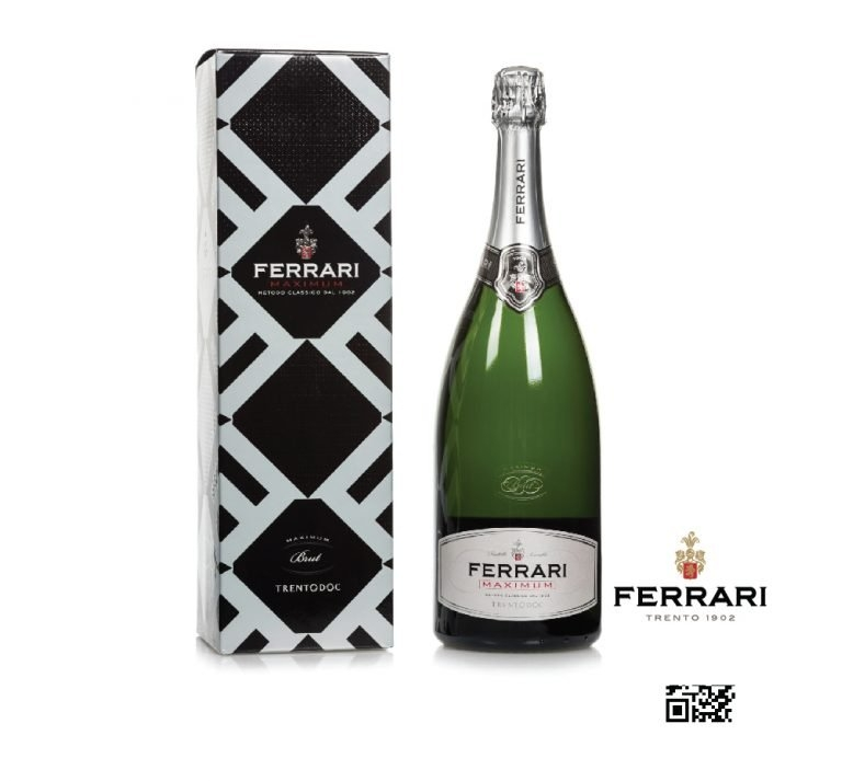 FERRARI MAXIMUM BRUT, TRENTODOC (IV-92)