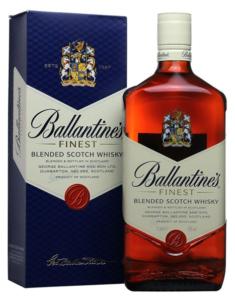 RƯỢU BALLANTINE'S FINEST 1L (1000ML / 40%)