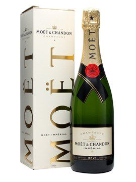 RƯỢU CHAMPAGNE MOET & CHANDON BRUT 750 ml / 12%