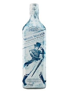 RƯỢU JOHNNIE WALKER WHITE WALKER 1L 1.000 ml / 41,7%