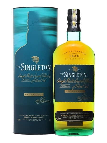 Rượu Singleton Signature 700ml / 40%