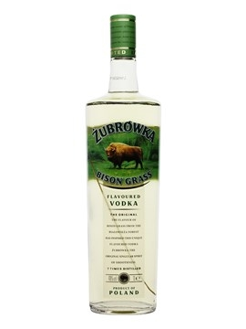 Vodka zubroka