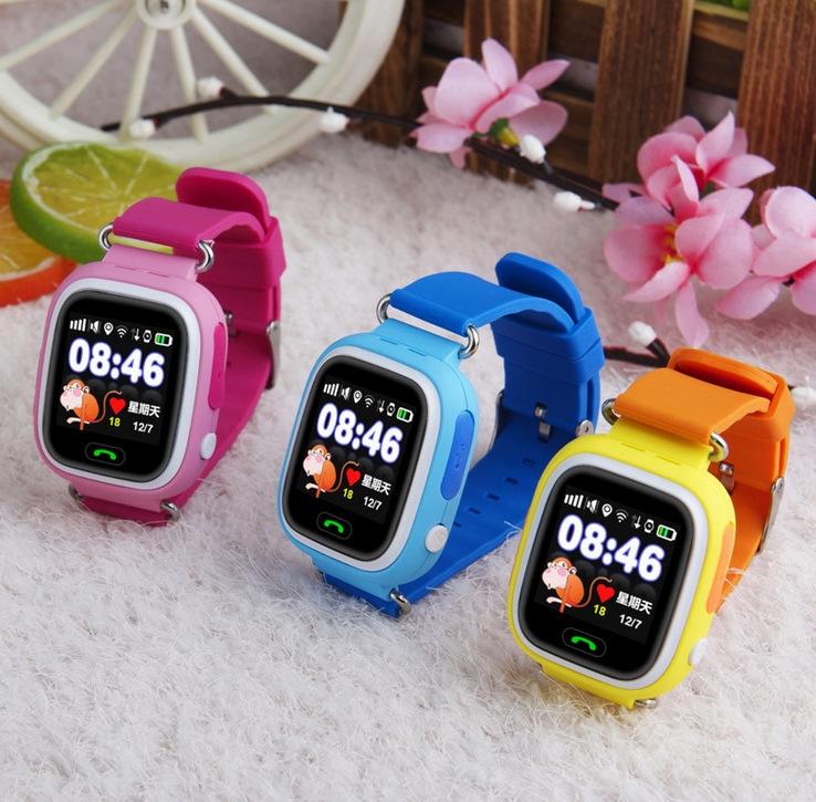 Wonlex GW100 – Đồng hồ định vị trẻ em GPS/LBS dphone