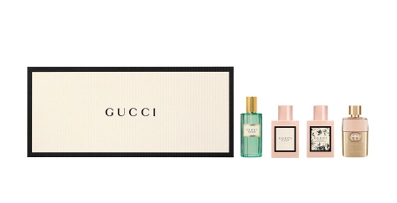 Gift Set Gucci Beauty Miniatures 4pc