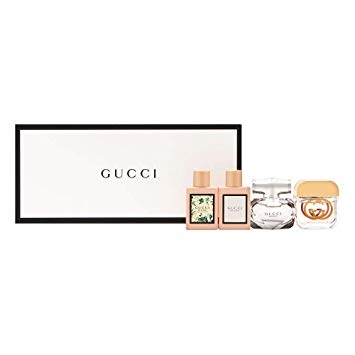 Giftset Gucci mini 4 Pieces 5ml