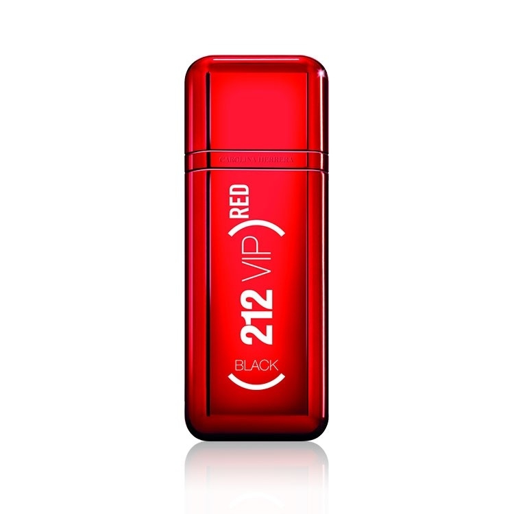 212 VIP BLack Red This Product Saves Lives Limited Edition