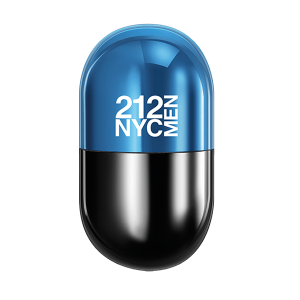Carolina Herrera 212 NYC Pills For Men