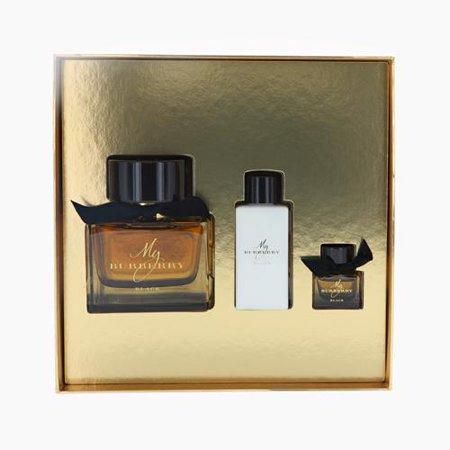 Gift Set Burberry My Burberry Black 3pc