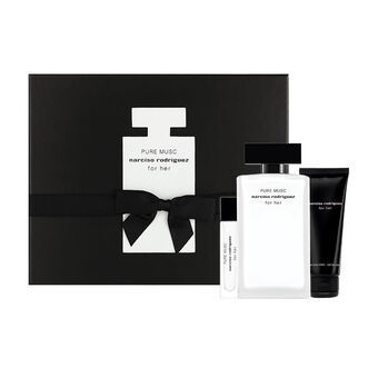 Gift Narciso Pure Musc For Her EDP 100ml+Body Lotion 75ml+Mini 10ml