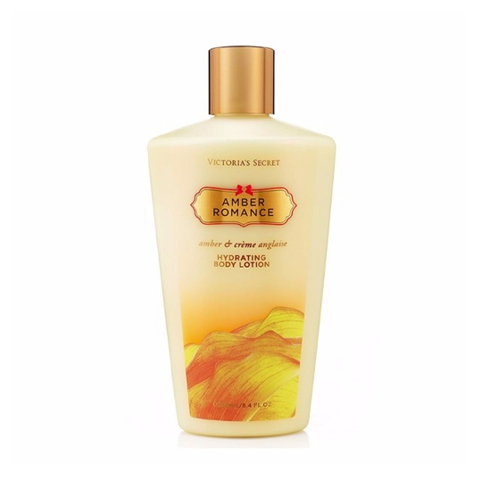 VICTORIA SECRET LOTION AMBER ROMANCE