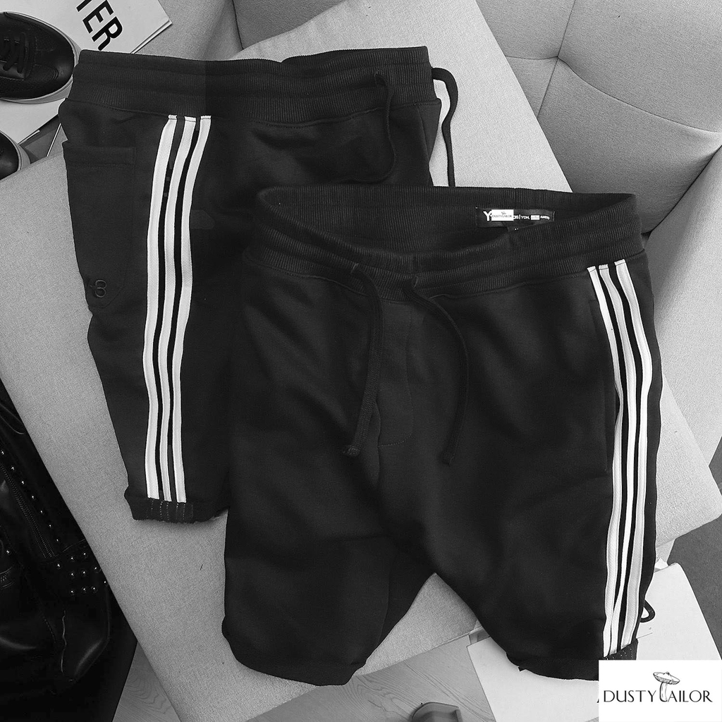 Quần short thun Das Three Stripes
