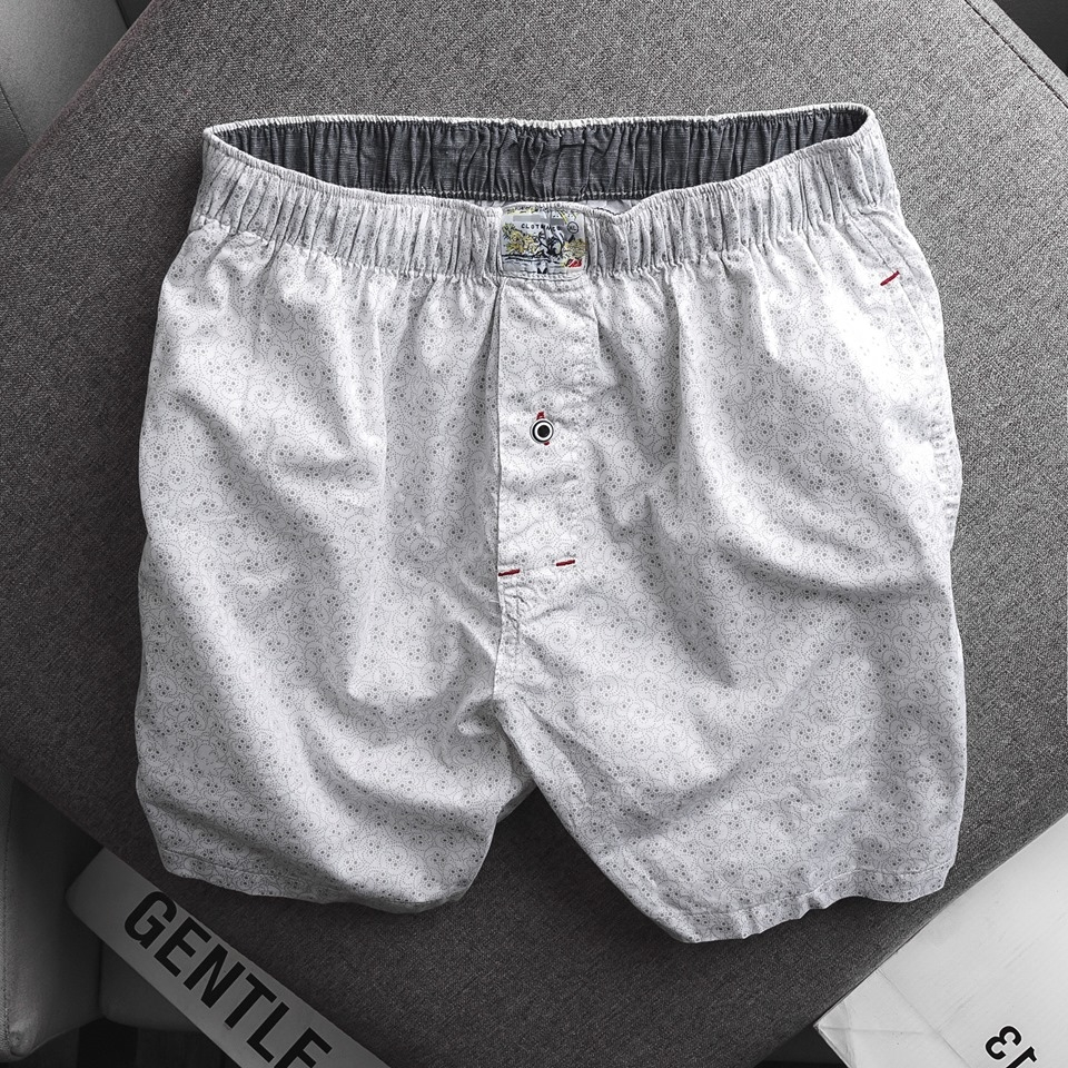 Quần ngủ Scotch&Soda Light Gray