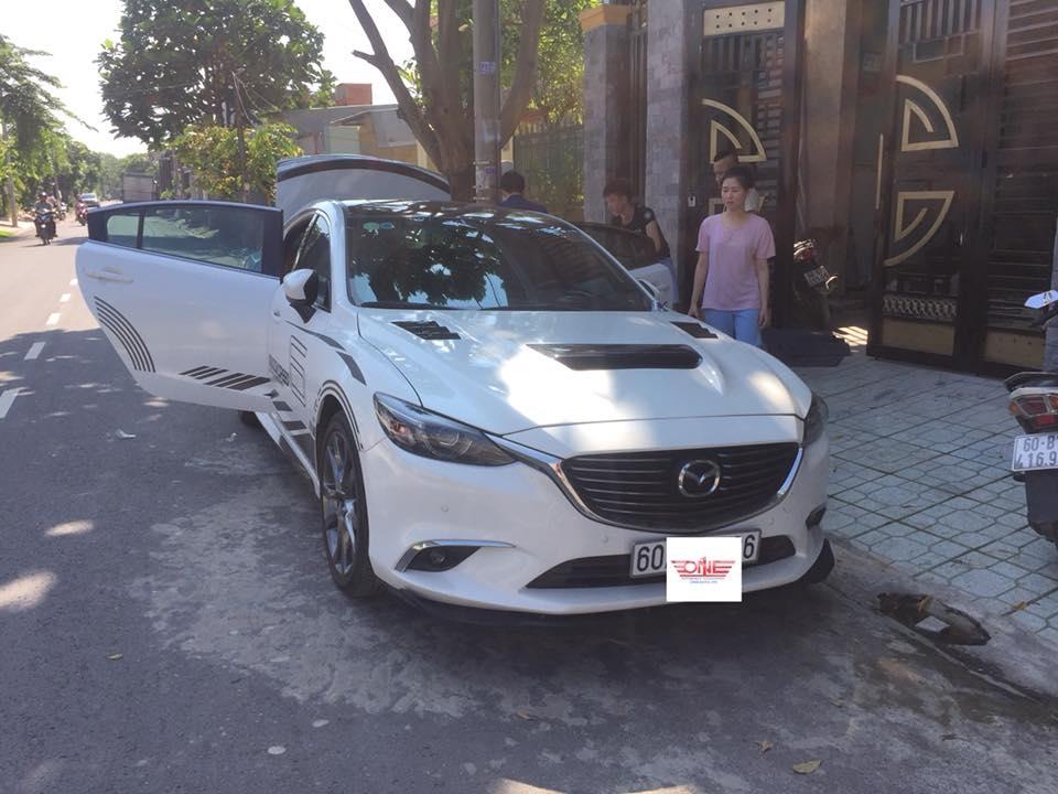 Thảm Lót Sàn ô tô Mazda 6 tại đồng nai