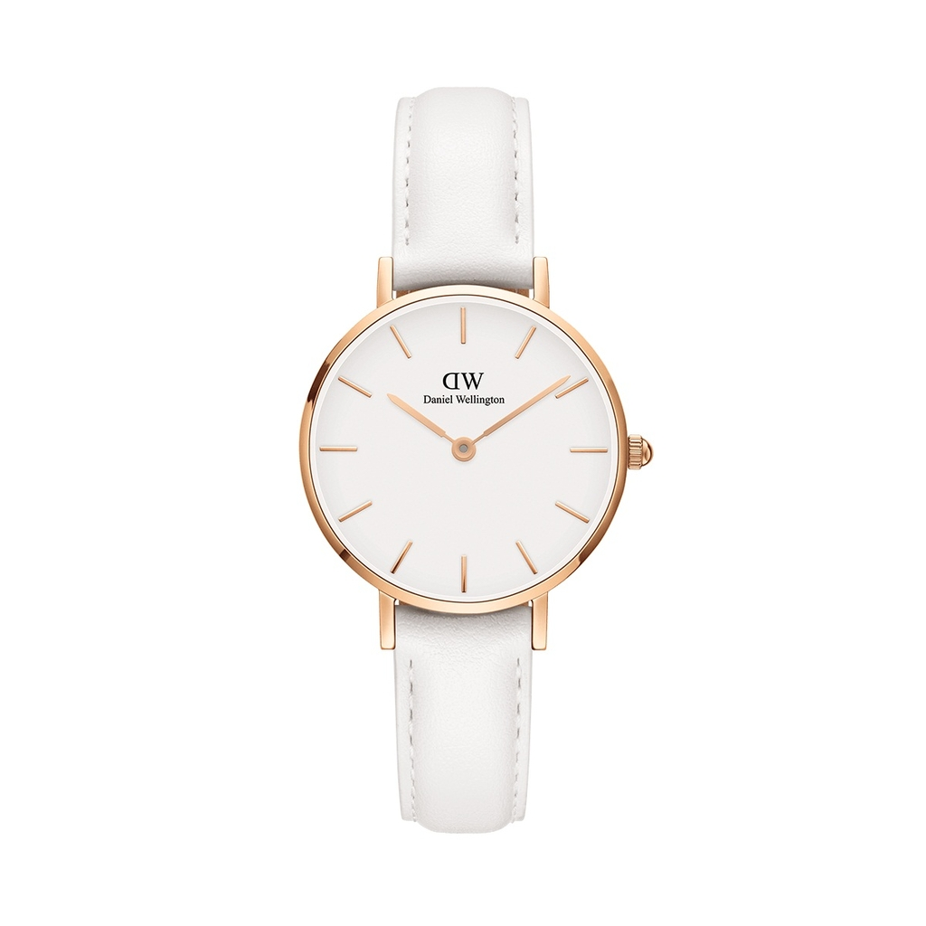 DANIEL WELLINGTON CLASSIC PETITE BONDI ROSE GOLD (DW00100249) 28MM
