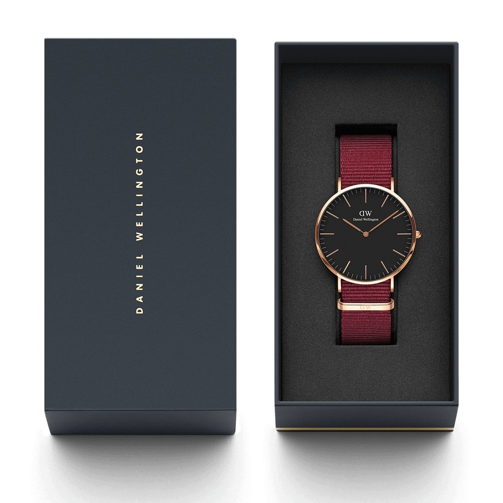 DW CLASSIC BLACK | 40MM ROSELYN DW00100269