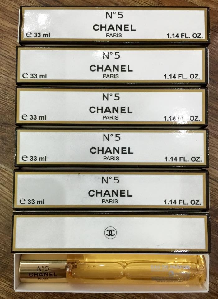 Nước hoa Chanel No5 33ml