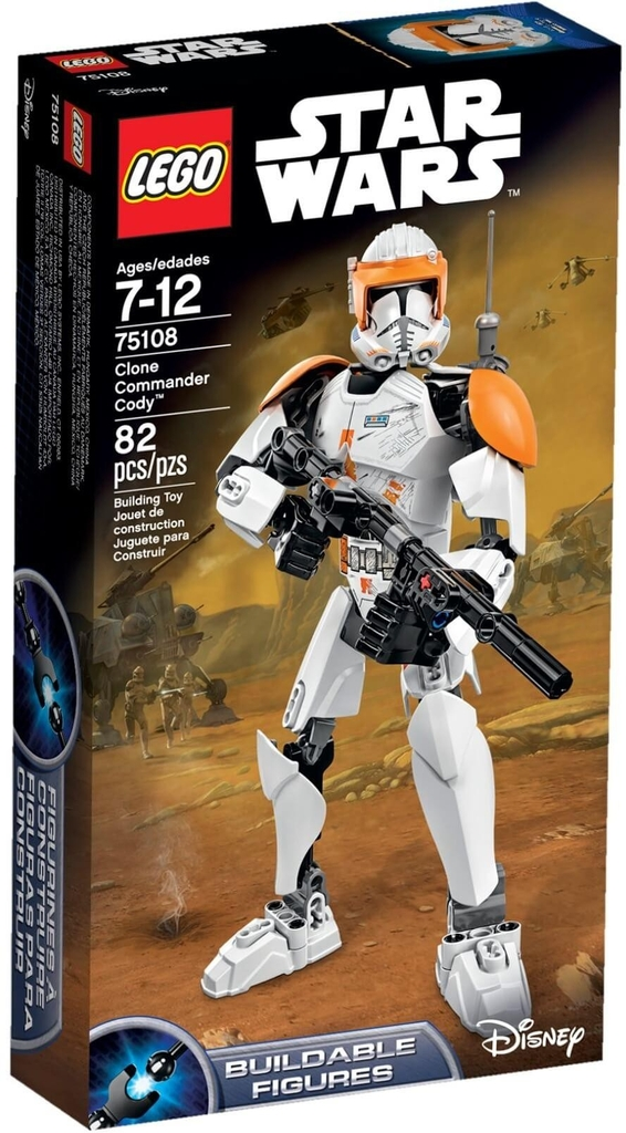 LEGO Star Wars 75108 - Chỉ huy Commander Cody | legohouse